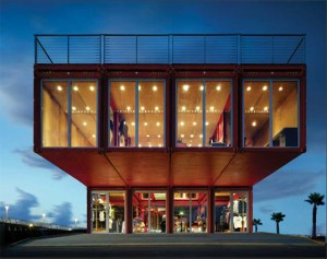 """PUMA City, Shipping Container Store - Boston"