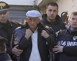 L'arresto di Giuseppe Marcianò avvenuto il 3 dicembre 2012