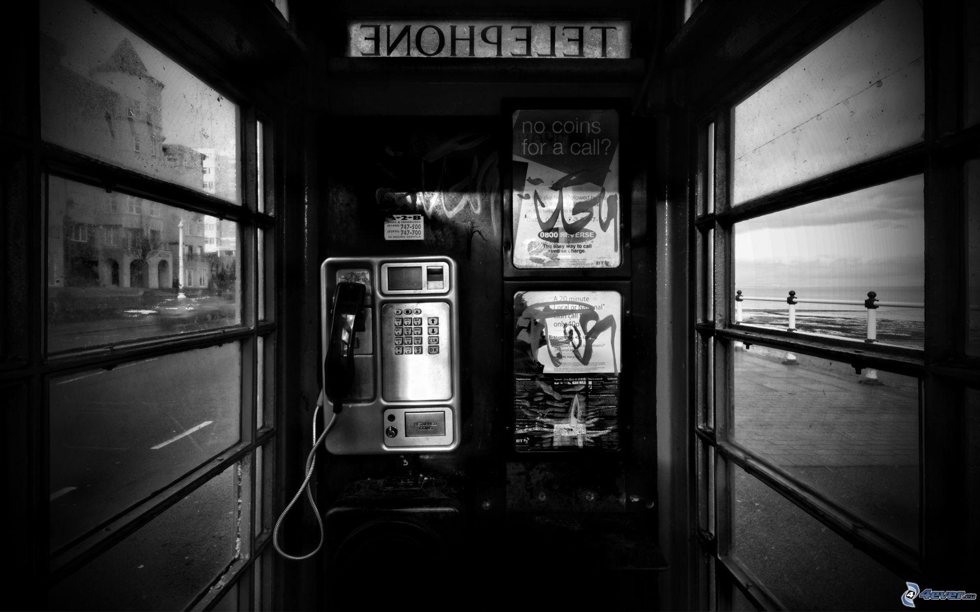 progetti senza futuro: che fine hanno fatto le cabine telefoniche ... - Cabina Telefonica
