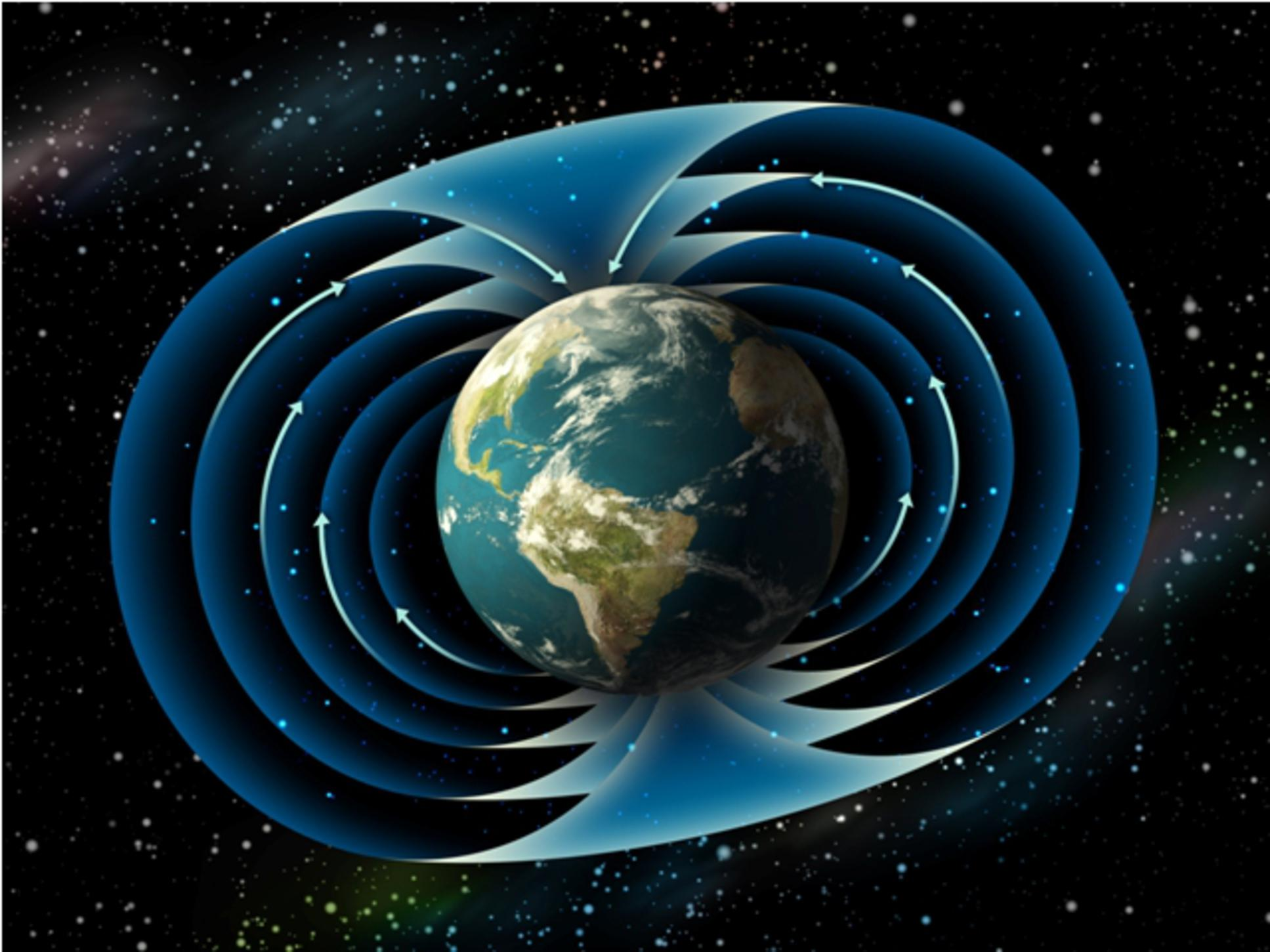Campi magnetici terrestri