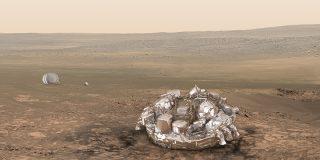 AltraNotizia – Il lander Schiaparelli è arrivato su Marte