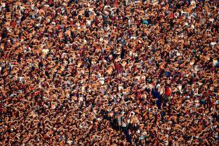 Contatore popolazione mondiale in tempo reale (cliccare sull'immagine e astenersi se ansiosi)